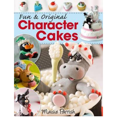 MP fun & original character cakes