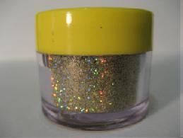 EAD gold hologram