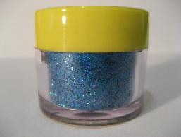 EAD laser blue hologram