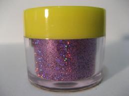 EAD lavender hologram