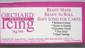 Orchard Icing 3kg