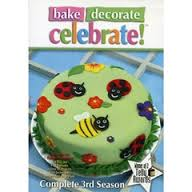 Bake cake decorate 3