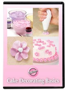 wilton cake decorating basics