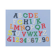 Alphabet/Number Cutters