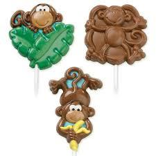 Lollipop Moulds